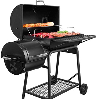 Barbecue Smoker Outdoor Grill