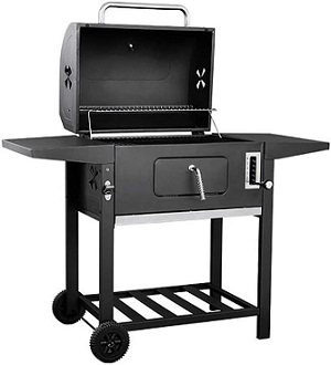 Barbecue Smoker and Grill