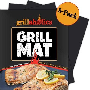 Best Grilling Mat -Set of 3
