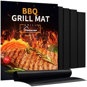Best Grilling Mat-Set of 5