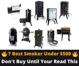 Best Smoker Under 500