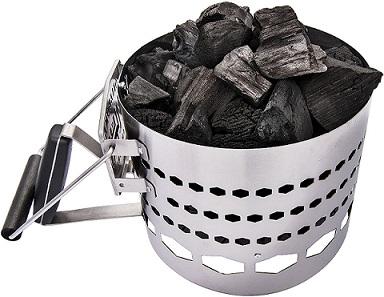 Charcoal-Chimney Starter