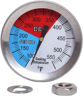Grii Thermometer For Smoker