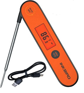 Grill Thermometer Long Probe