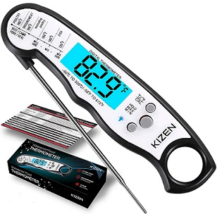 Grill Thermometer with hanger