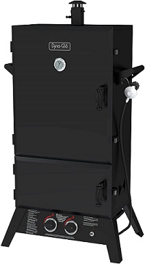 Propane Smoker Black color