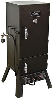 Propane Smoker with Grill