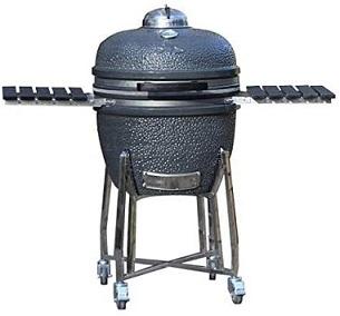 Smoker Grill Combo