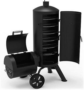Smoker charcoal