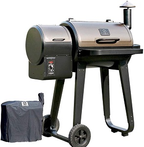 Best Electric _Pellet Smoker