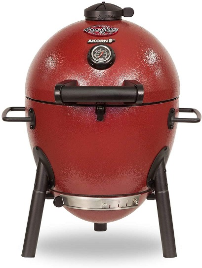 Best Kamado Grill-red