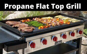 Propane Flat Top Grill